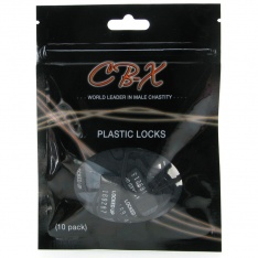 CB-X Chastity Cage Disposable Locks