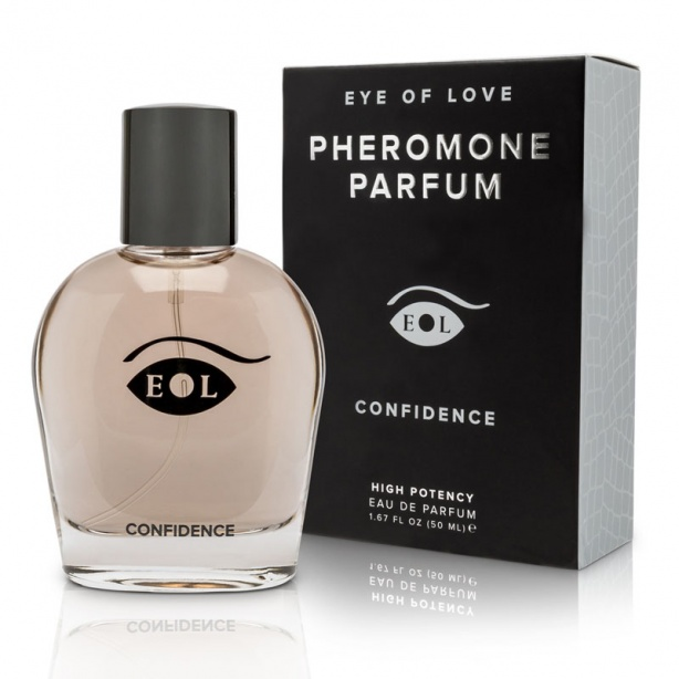 Eye of Love Confidence Pheromones Perfume - Male to Female
