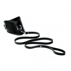 Isabella Sinclaire Wide Collar With Leash