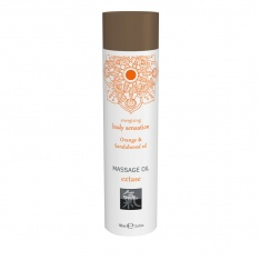Massage Oil Extase - Orange & Sandalwood